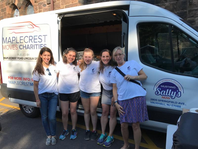 GHG.P helped by Maplecrest Moves