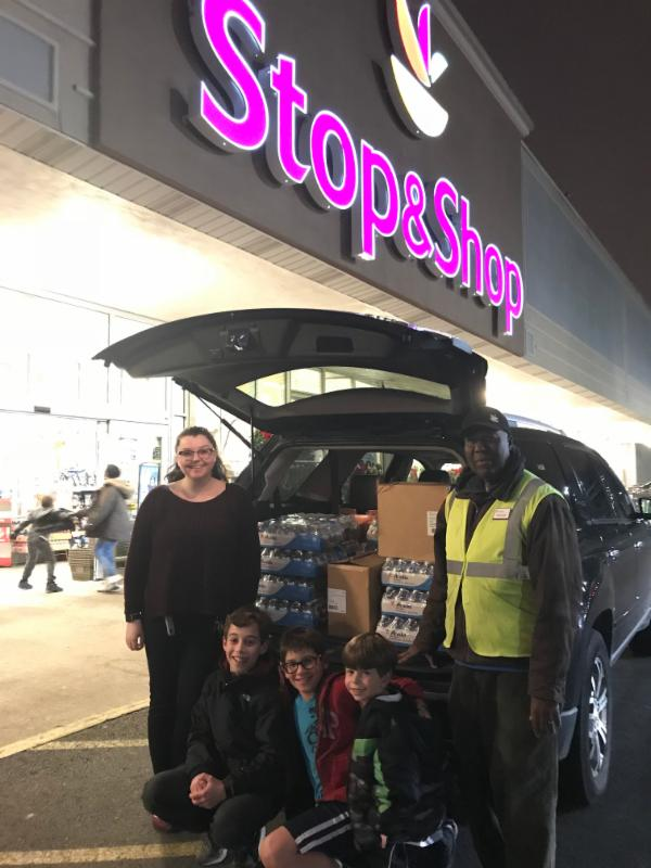 Stop and Shop 2017 donation