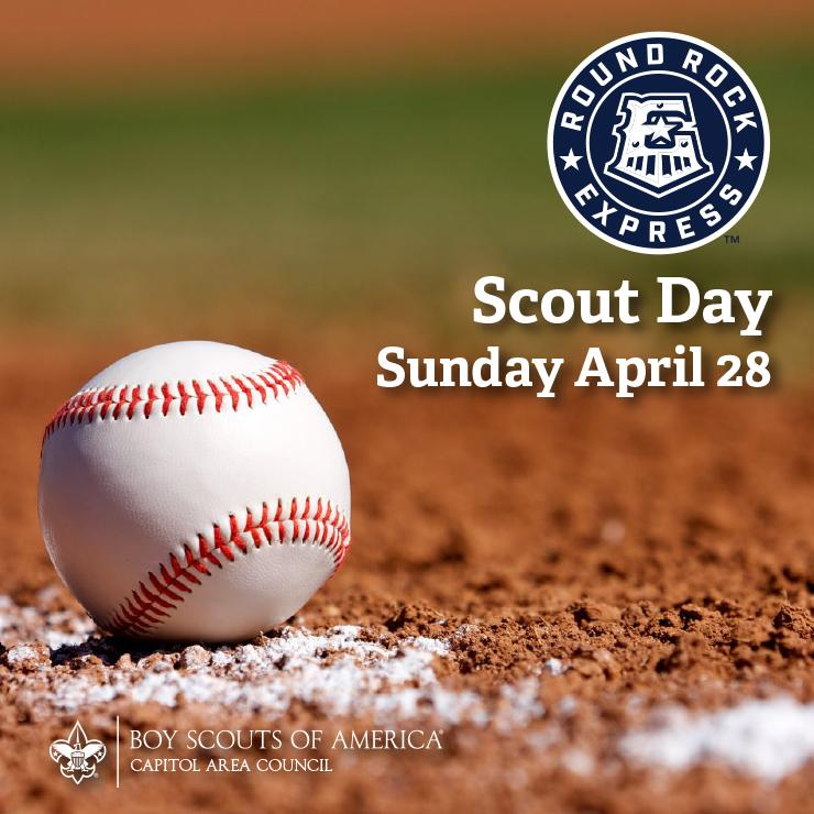 Round Rock Express - Scout Day @ Dell Diamond