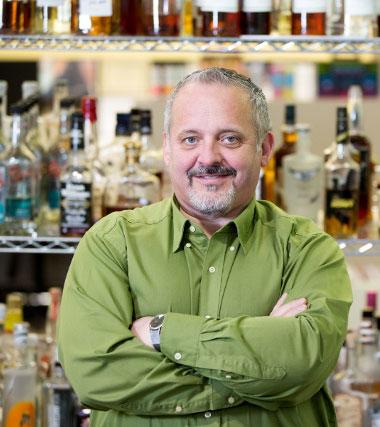 David Dafoe_ proprietor of Flavorman and Moonshine University