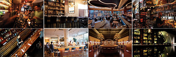 Collage of selected _Best Bars_