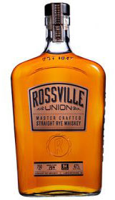 Rossville Rye Whiskey by MGP
