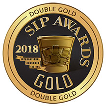SIP Awards Double Gold medal