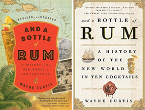 and a Bottle of RUM book covers