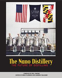 The Nano Distillery book cover