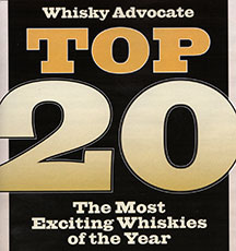 Whsky Advocate_s Top 20