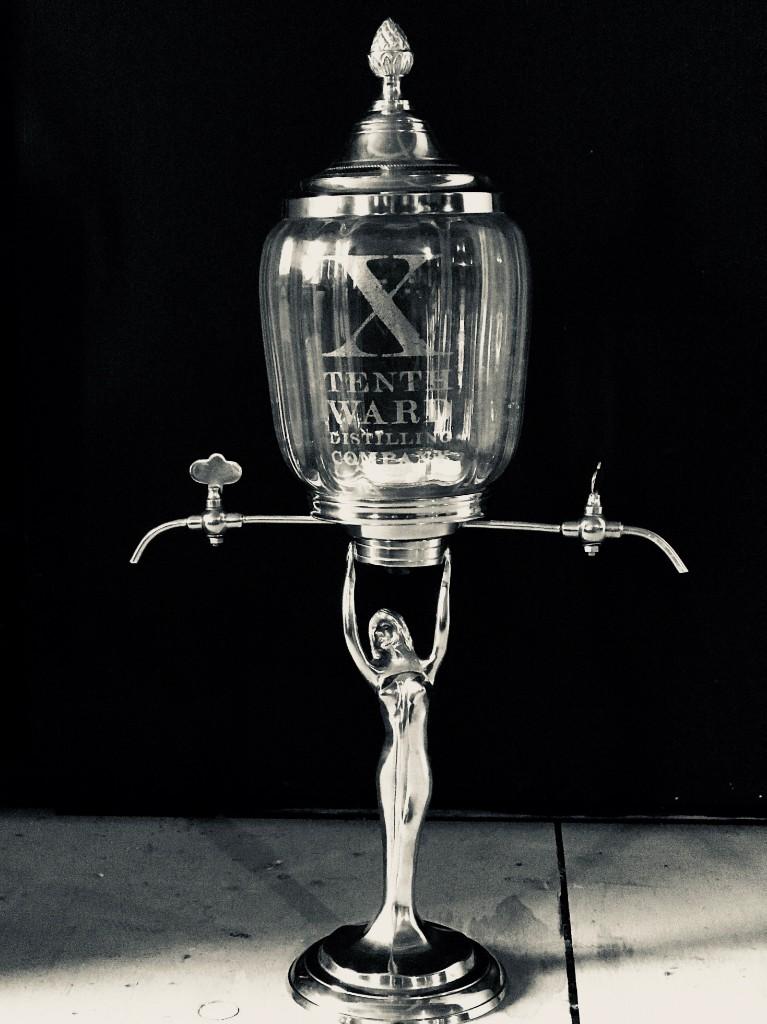 Tenth Ward Distilling_s Absinthe Fountain