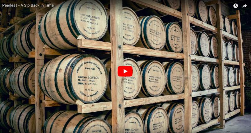 Kentucky Peerless barrels
