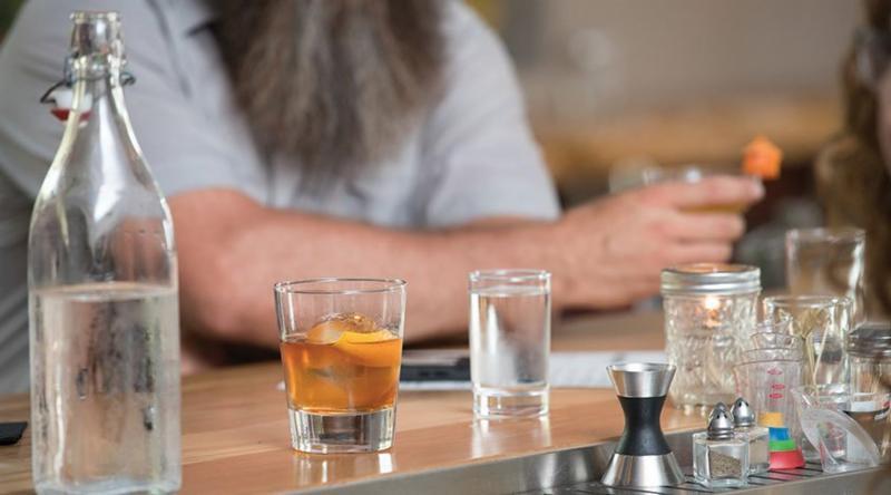Western North Carolina bar