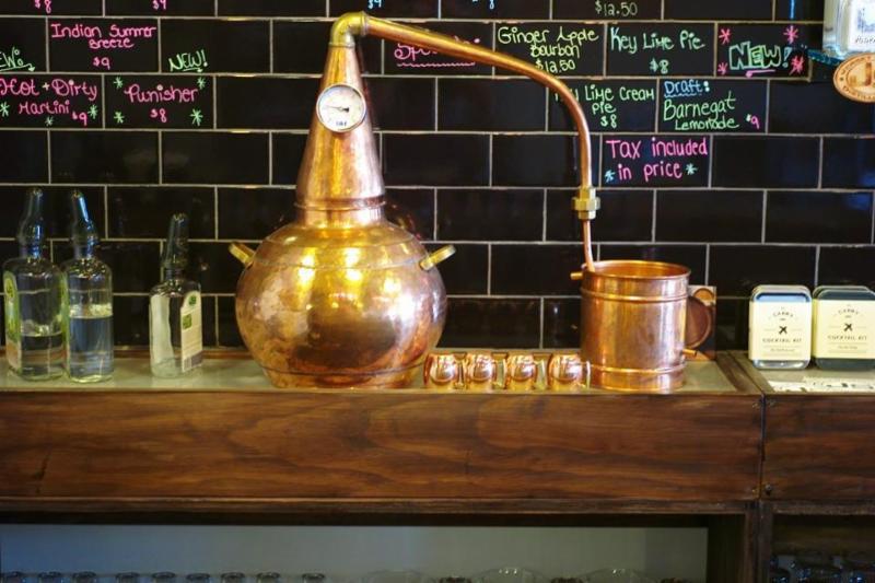 Micro distillery_ Jersey Spirits Distilling Company