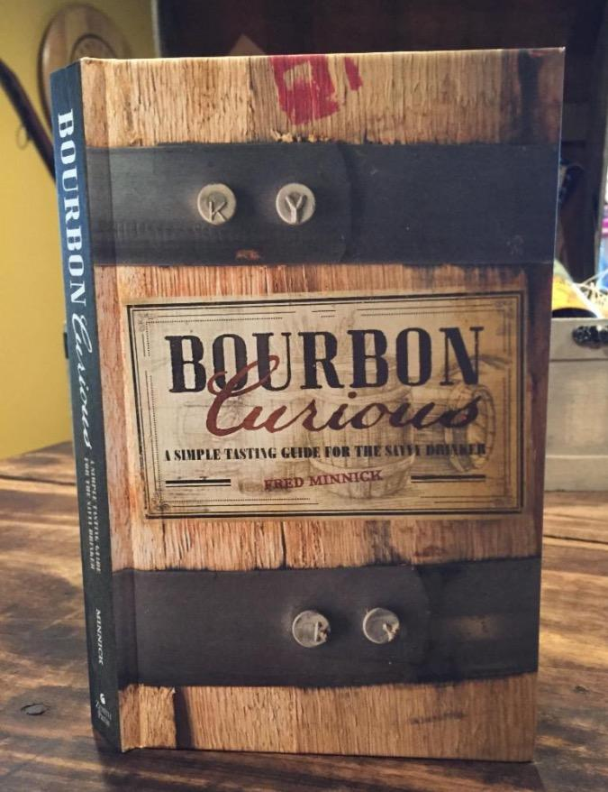 Bourbon Curious book cover