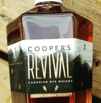 Cooper_s Revival Canadian Rye Whisky