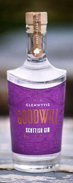Glenwyvis Goodwill Gin