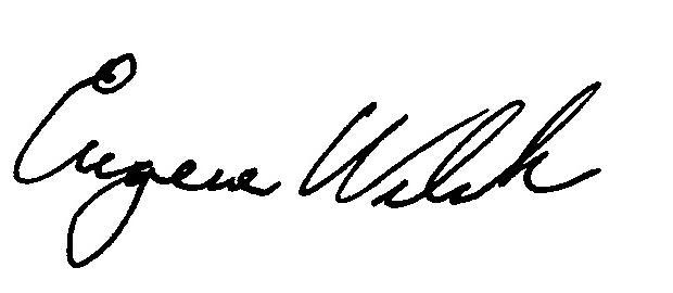 EW signature