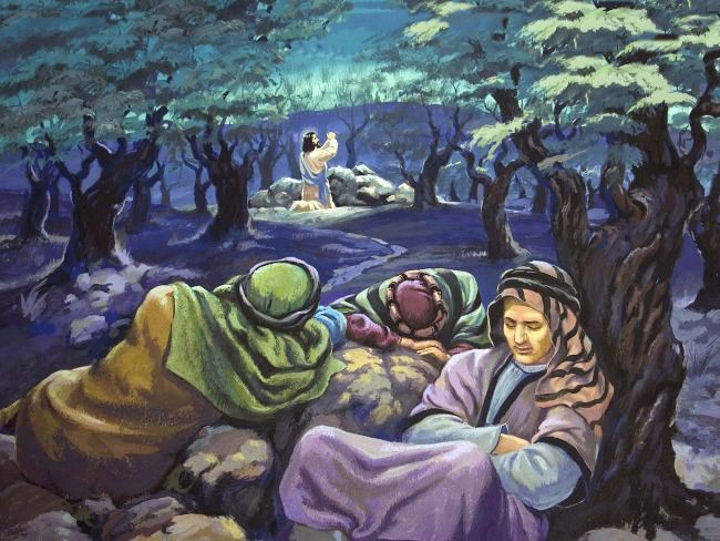 First UCC - Last Hours of Christ 2