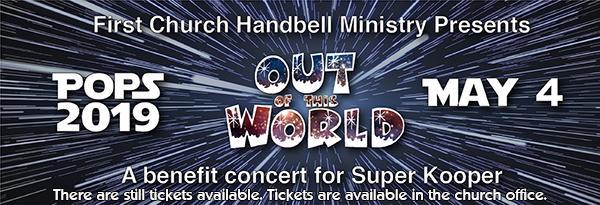POPS Handbell Concert