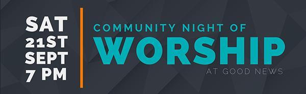 Community Night of Worship