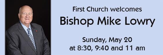 Bishop Mike Lowry