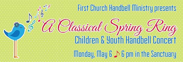 Childrens Handbell Recital