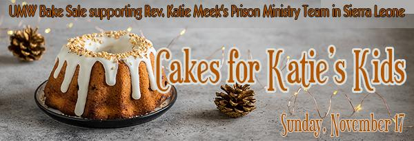 Cakes for Katie's Kids