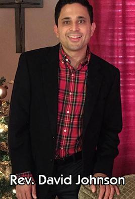 Rev. David Johnson