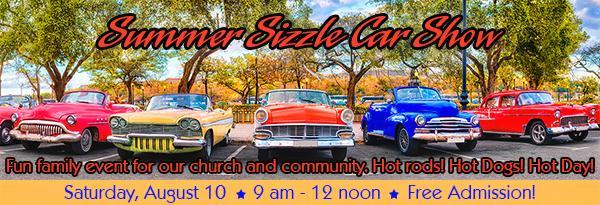 Summer Sizzle Car Show