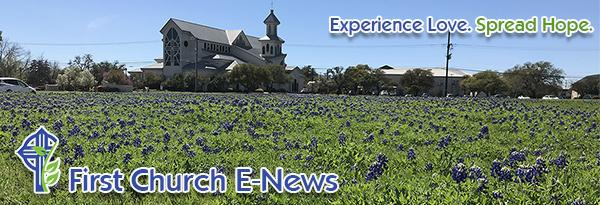 First Church News