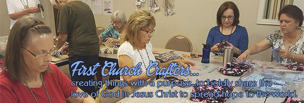 First Church Crafters