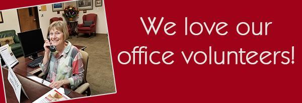 Office Volunteer