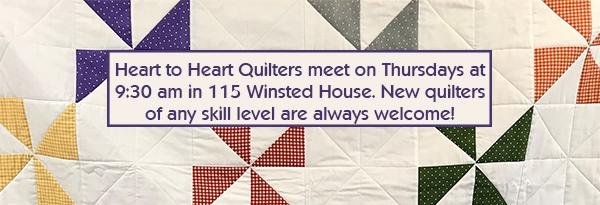 Heart to Heart Quilters