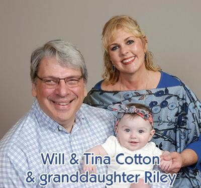 Will and Tina Cotton