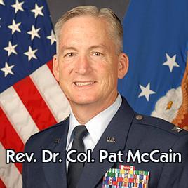 Rev. Dr. Col. Pat McCain