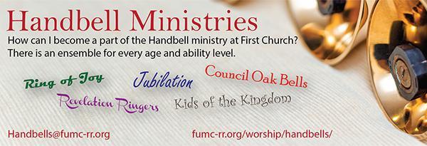 Handbell Ministry