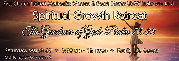 Spiritual Growth Retreat