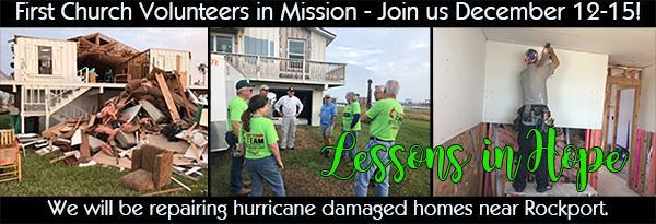 Volunteers in Mission