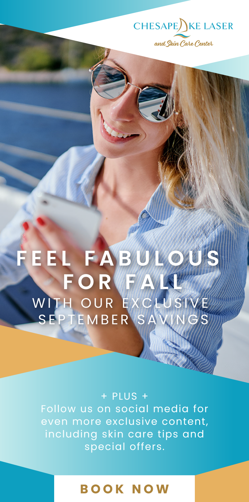 Special Offers for Fall Savings