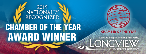 Chamber of the Year Banner