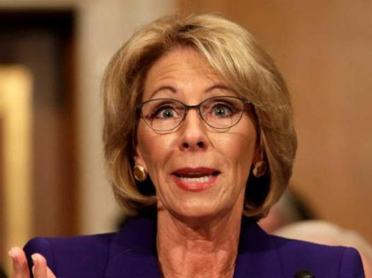 Special Education Chiefs To Devos Dont >> Budget Cuts At Dept Of Ed New Book On 2e Students And More In