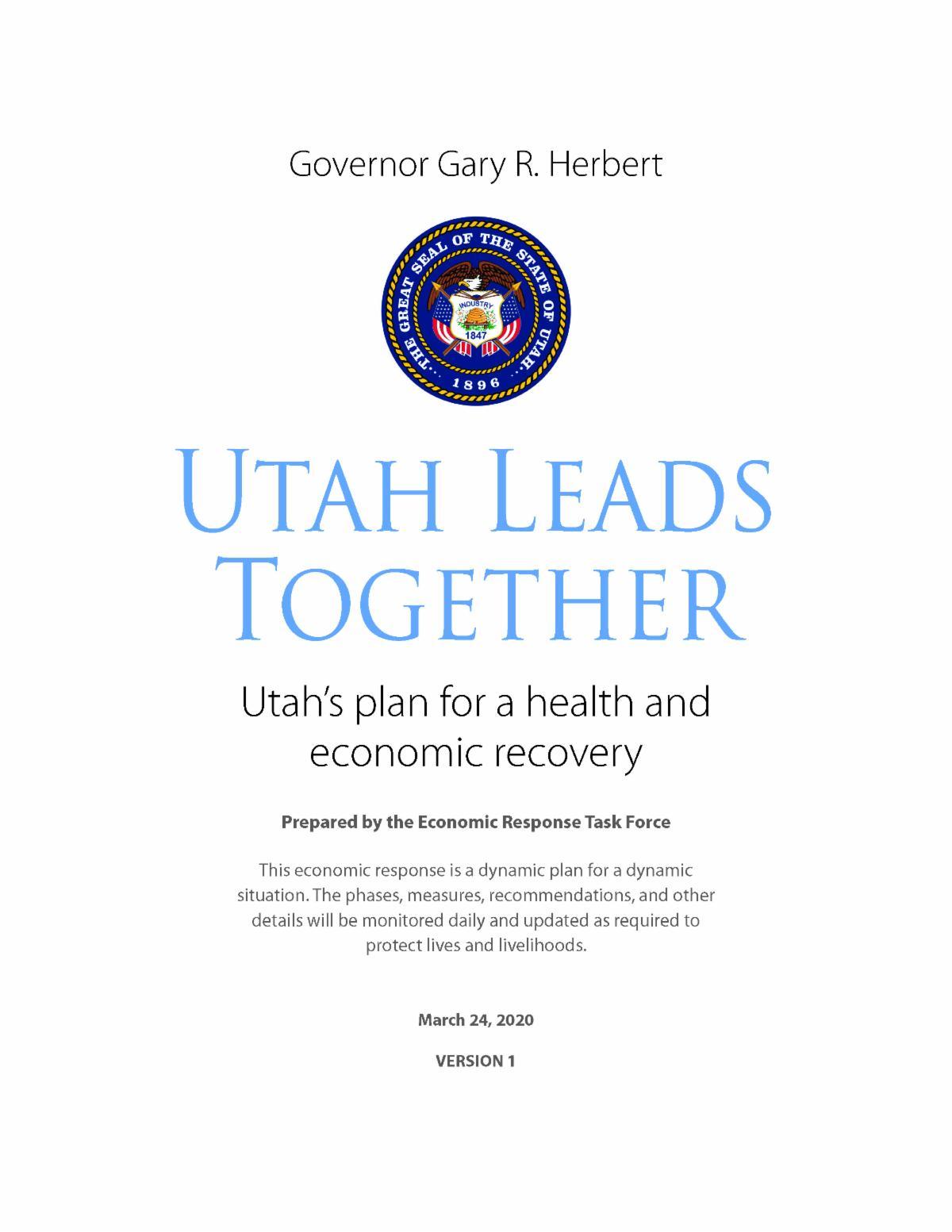 Utah Leads Together
