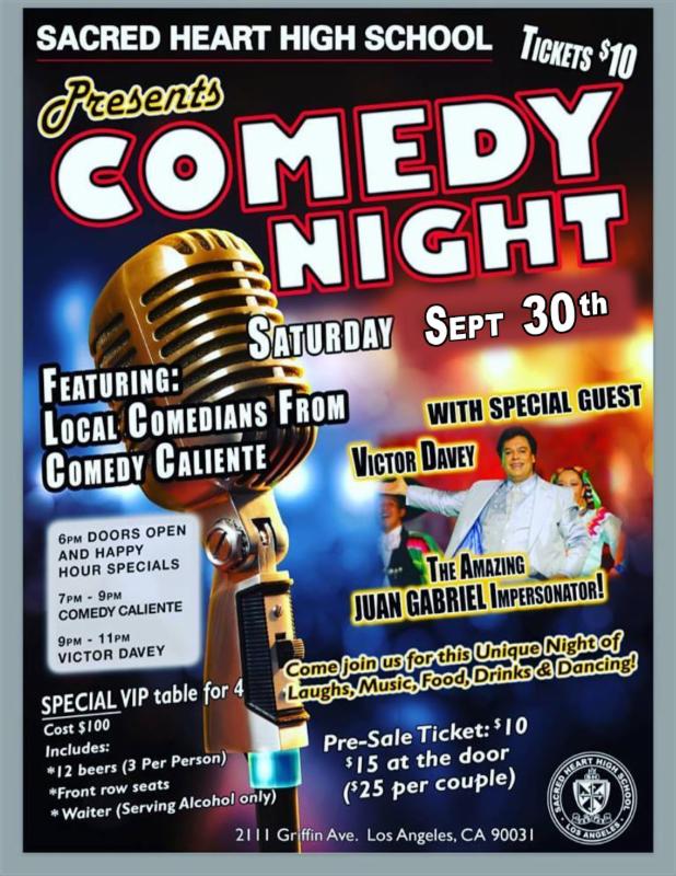 Comedy Night 2017
