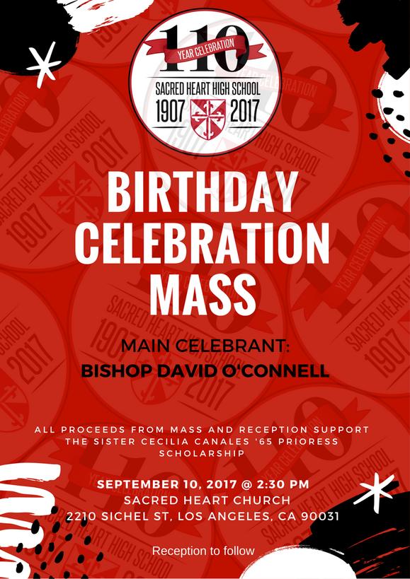 110th Birthday Mass_2017