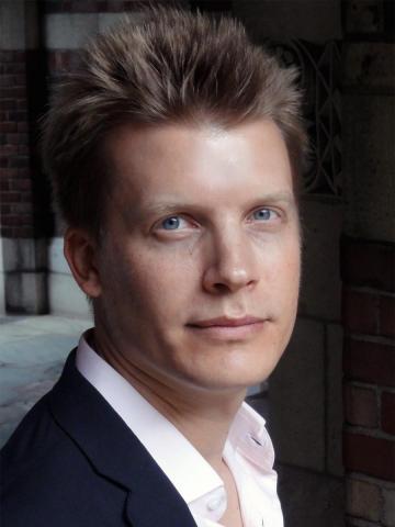 Martin Hägglund Photo