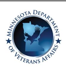 MN Dept of Veteran Affairs logo