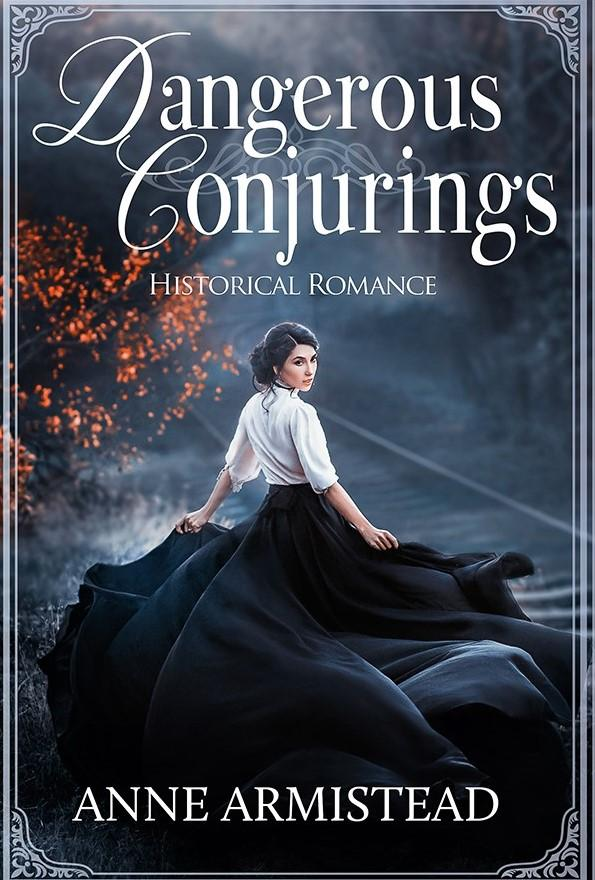cover of book Dangerous Conjurings