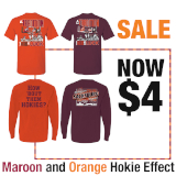 Hokie Effect Sale!