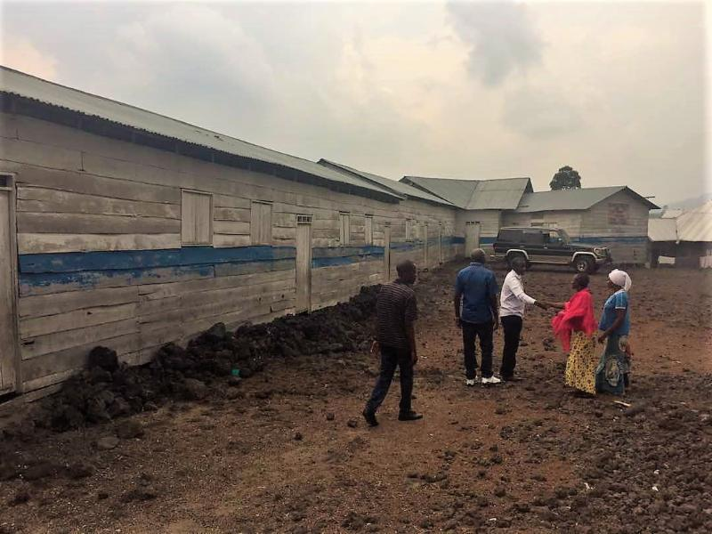 School in Congo