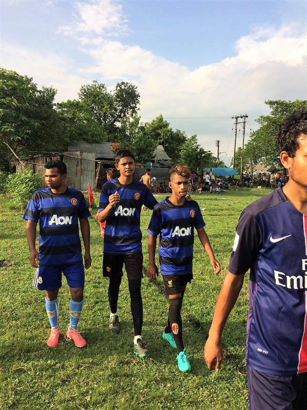 India soccer