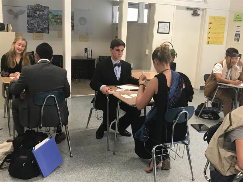 Apush speed dating