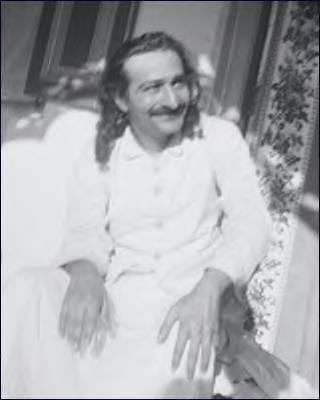 Meher Baba 1930s