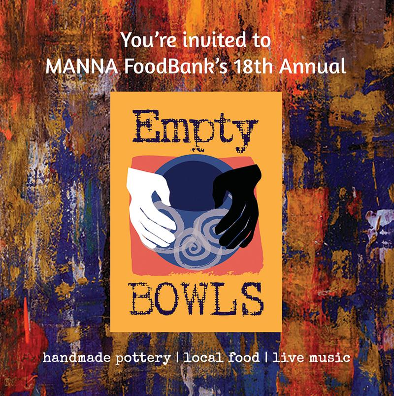 18th Annual Empty Bowls
